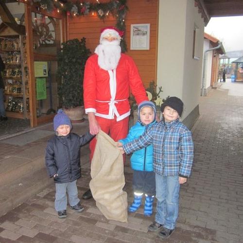 Weihnachtsmarkt am 17.12.2011