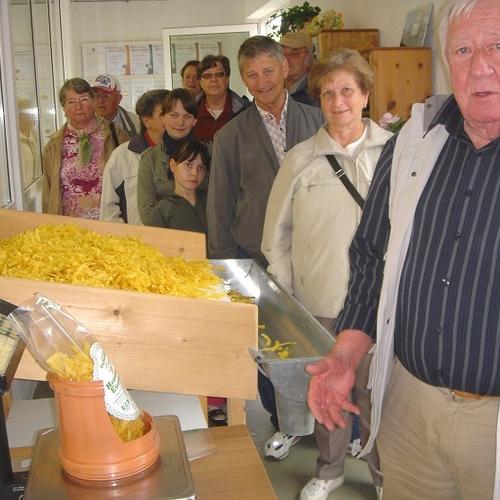 Nudelmarkt im Juni 2009