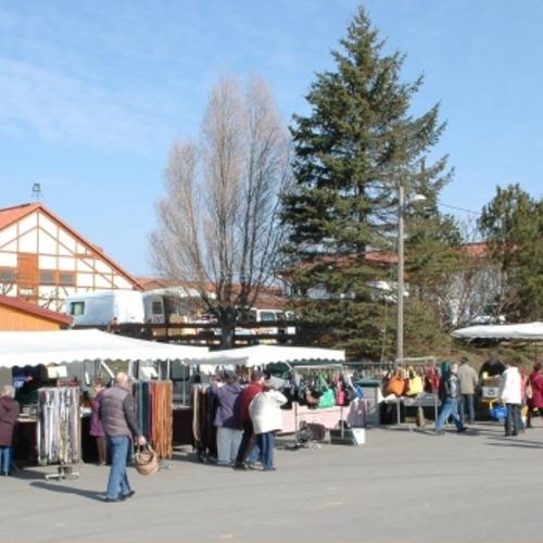 Ostermarkt am 21.03.2009