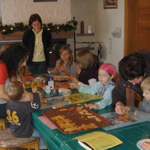 Weihnachtsmarkt am 18.12.2010