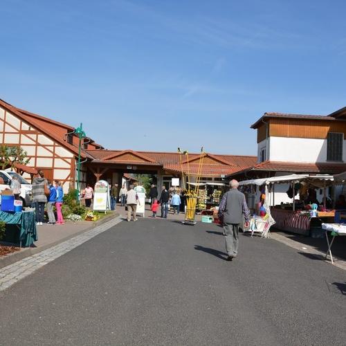 Tierkindermarkt am 16.05.2015